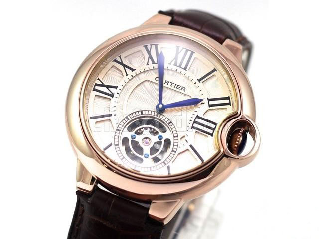 Cartier Ballon Bleu De Tourbillon replica