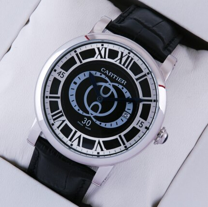 Rotonde de Cartier replica watch